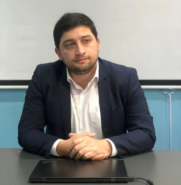 Irakli Zhvania - Investment Banking