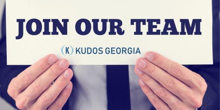 Join Our Team Kudos Georgia